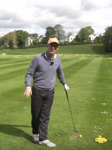 Screenshot from lesson titled - Golf Swing Plane Is Not What You Think It Is - by Mark Crossfield